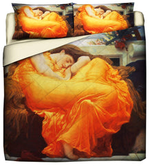 Trapuntino leggero - Flaming June
