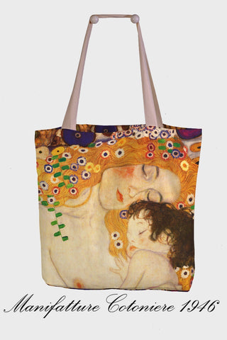 Shopper Klimt - La Madre