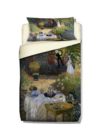Trapuntino leggero - Lunch on the grass - Monet