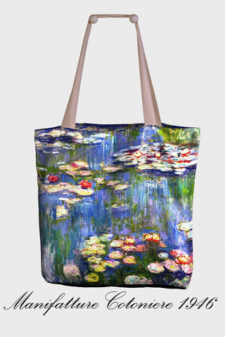 Shopper Monet - Ninfee