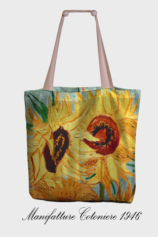 Shopper VanGogh - I Girasoli