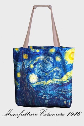 Shopper VanGogh - Notte Stellata