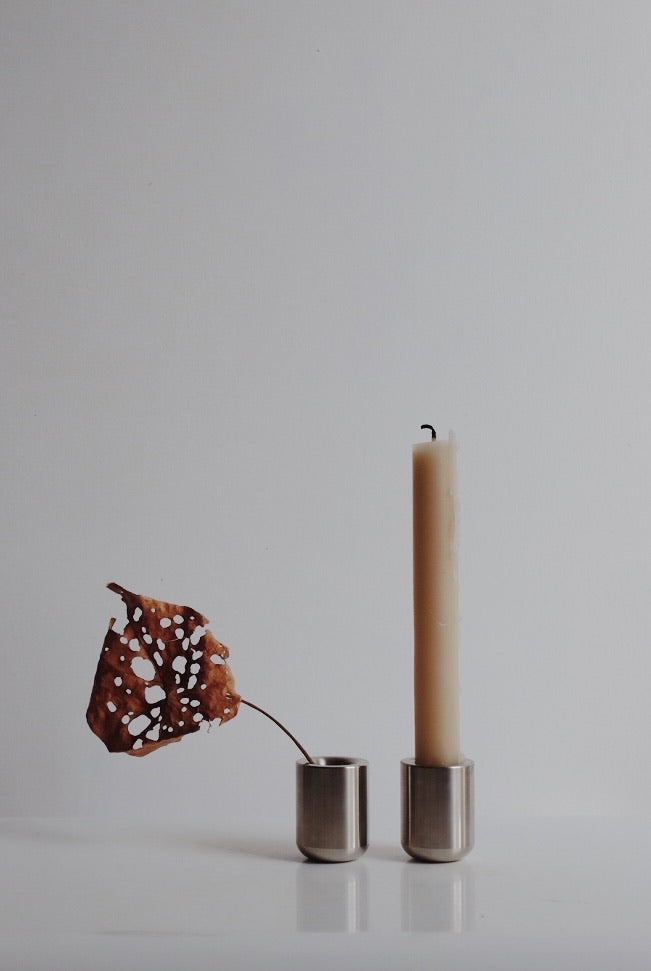 Dinner Candle holder / Miniature Bud Vase