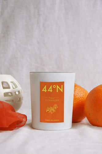 44°N Orange Blossom Candle
