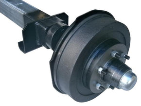 Independent Rubber Axles