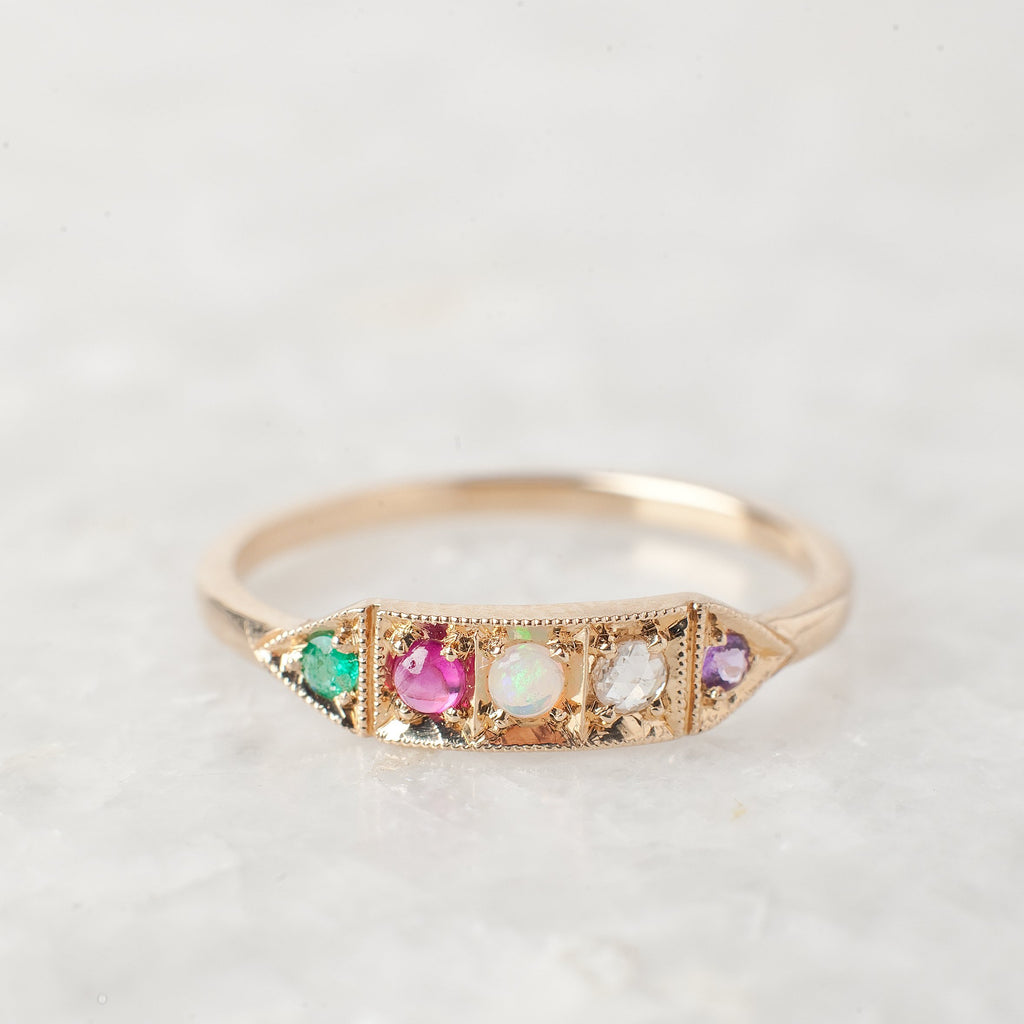 adore ms goodbar ring