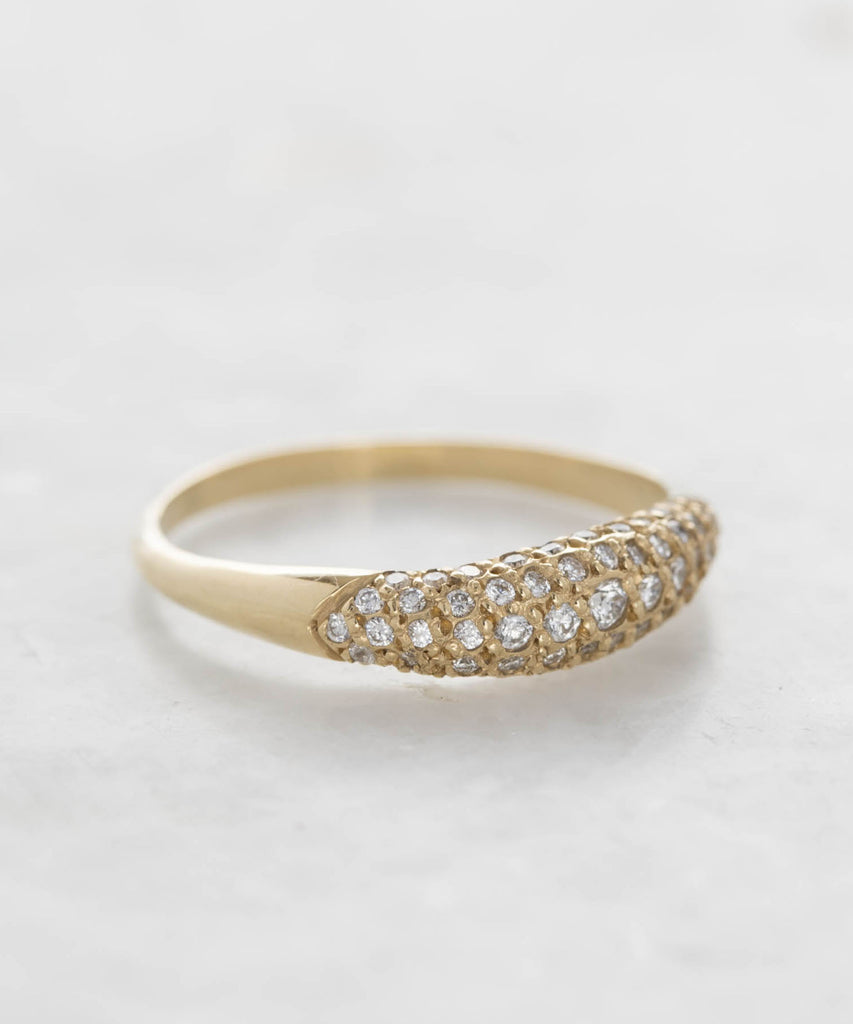 diamond carina band