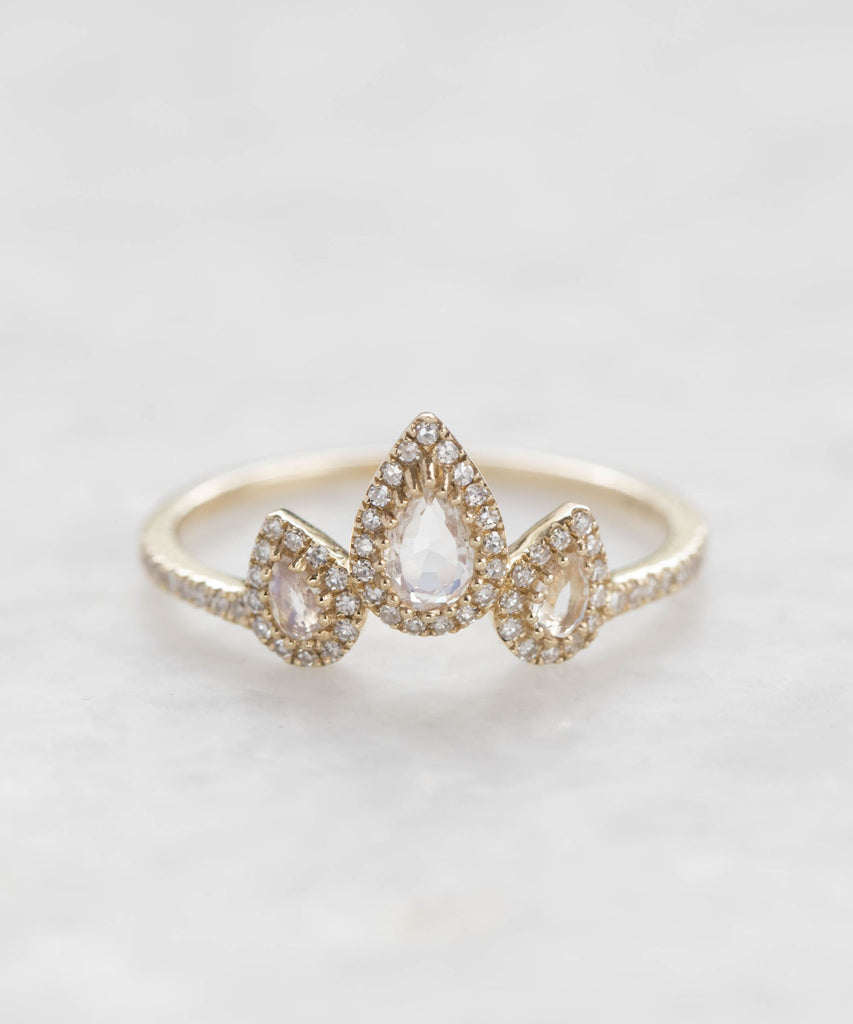 nora moonstone ring