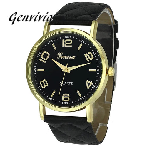 GENVIVIA Luxury Womens Watch