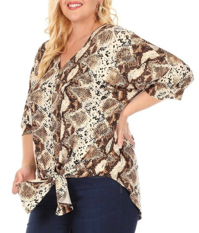 Jaycee Top - Extended Size
