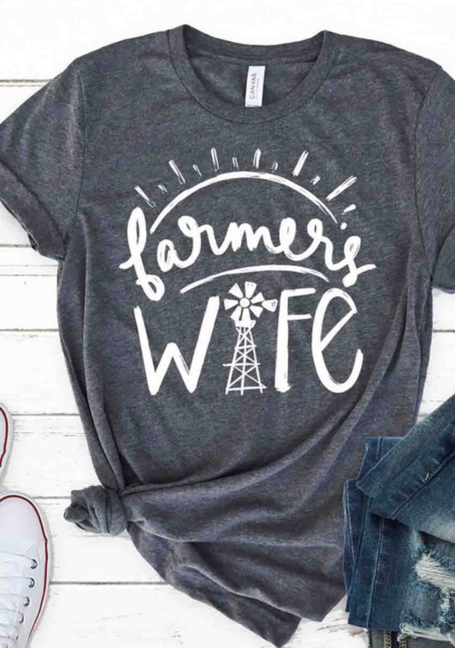 Farmers Wife Graphic