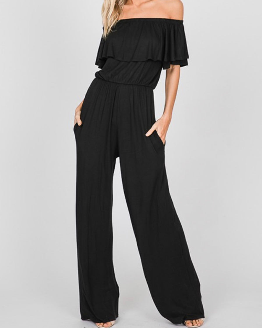 Lucy Jumpsuit - Extended Sizes