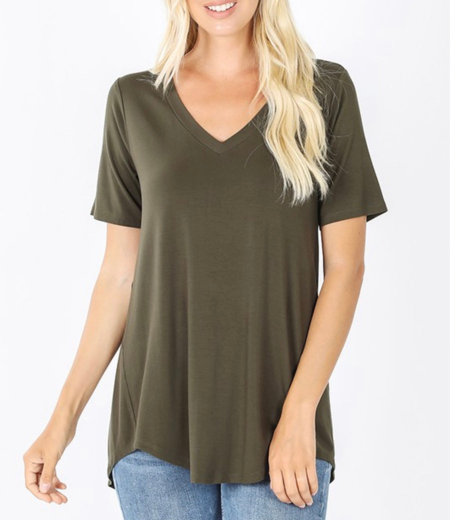 The Best Basic Tee (8 colors)
