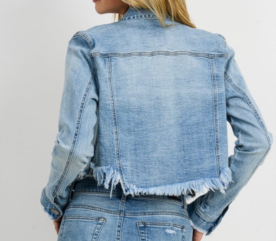Limitless Denim Jacket (standard & extended)
