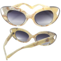 Cateye Primo Marble Collection - David Ford Collections Eyewear