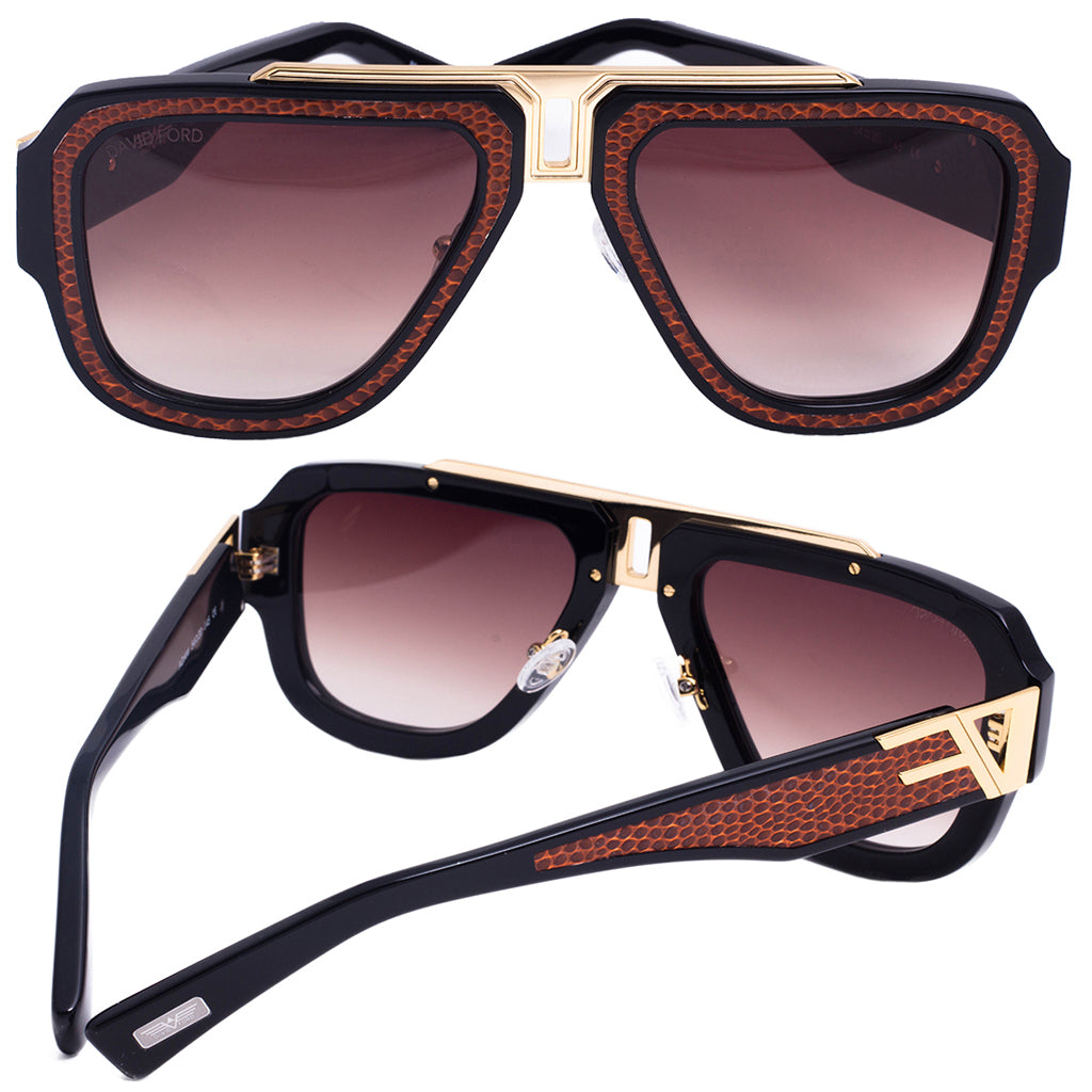 Adam Snakeskin Collection - David Ford Collections Eyewear