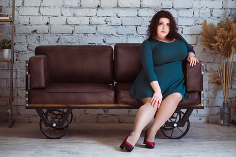 The Popularity of Fashion Clothing for Plus Size Women