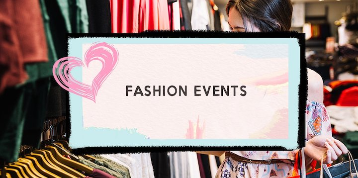 List of Fashion Events