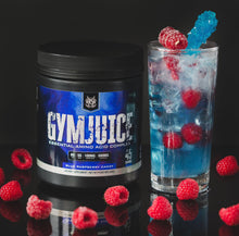 Load image into Gallery viewer, Gym Juice EAAs Blue Raspberry Candy