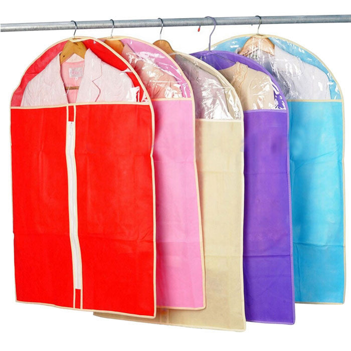 Home Dress Clothes Garment Suit Cover Case Dust proof Storage Bags Protector