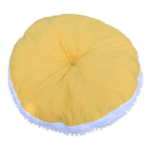 Round Cushion for Sleeping or Playing, great for Babies, Children and Adults