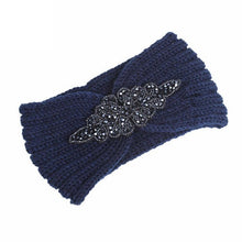 Womens Knitted Headband Fashion New Arrival Handmade Keep Warm Hairband Stretch