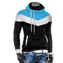 Men Retro Long Sleeve Hoodie Hooded Sweatshirt Tops Jacket Coat Outwear