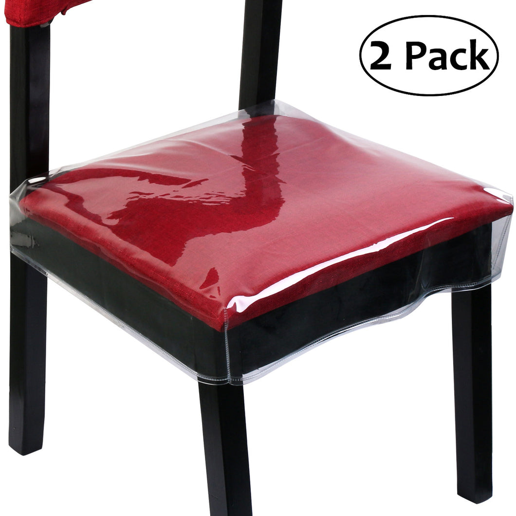 OULII 2pcs Chair Protectors Fits Chairs up to 16-21 Inch