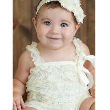 Baby Lace Rompers Girls Summer Clothes Newborn child photography Rompers Infant girls Birthday Clothing Baby Jumpsuit Outfit