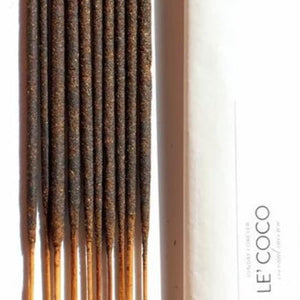 Coconut Incense - The ReKoop