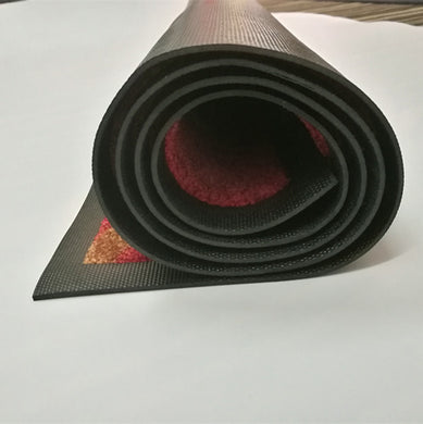 Unicolour Rubber Backed Entrance Mats Choice of 70 colours, Any Size and choice of shapes