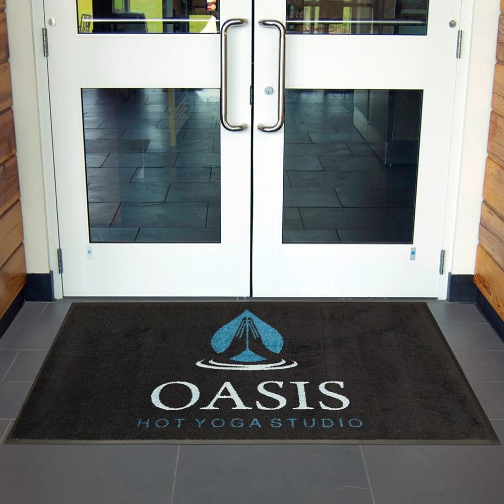 Indoor Bespoke Logo Design Entrance Mat