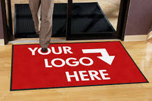 Load image into Gallery viewer, Indoor Bespoke Logo Design Entrance Mat
