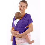 Soft Breathable Baby Carrier Sling For Newborns