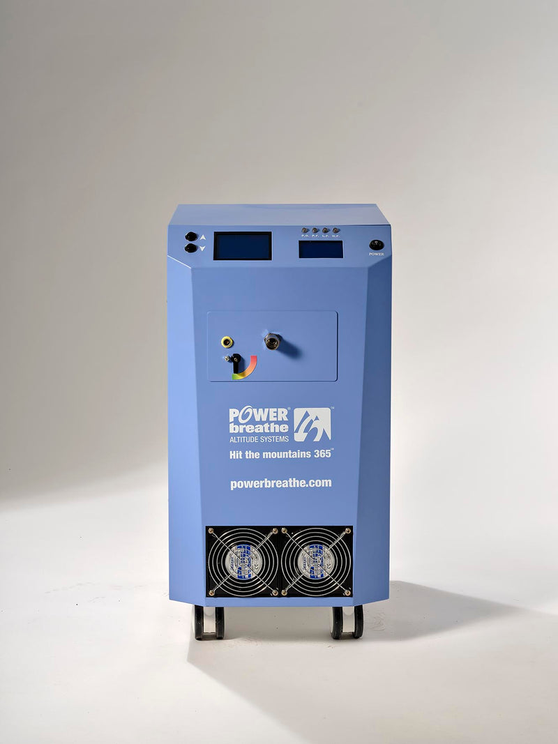 PowerBreathe - PRO Mask Based Hypoxic Air Generator