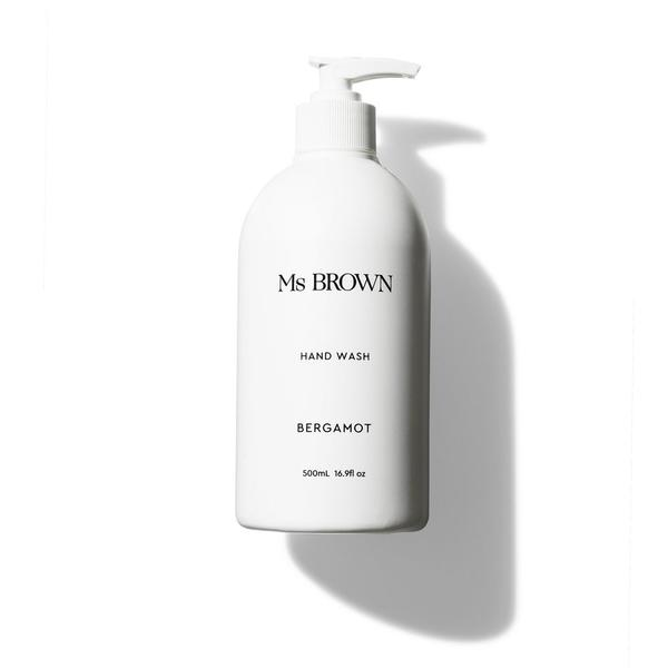 Ms Brown Bergamot Hand Wash