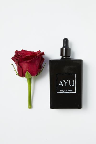 AYU Pitta Body Oil 100mL