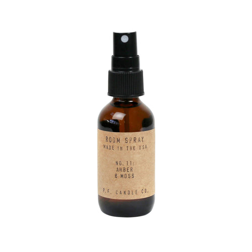 P.F. Candle Co. Amber & Moss Room Spray