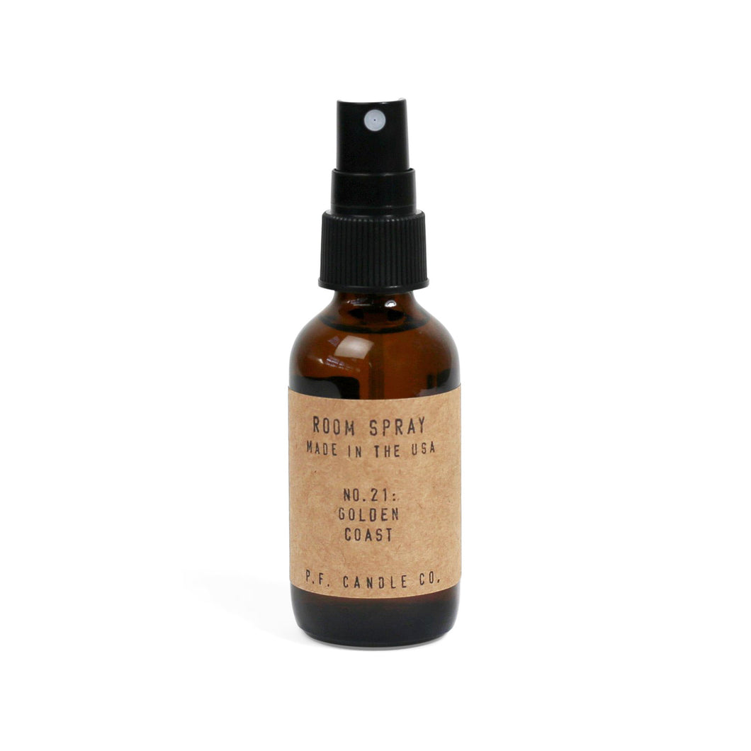 P.F. Candle Co. Golden Coast Room Spray