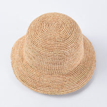 Load image into Gallery viewer, Raffia Bucket Hat