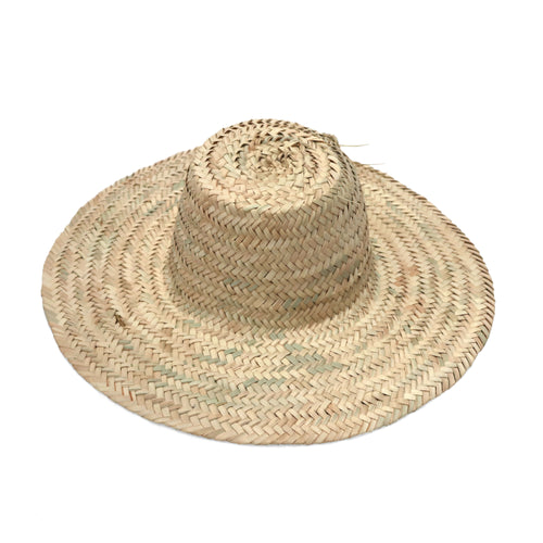 Moroccan Woven Hat