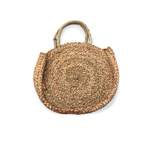 woven straw tote bags