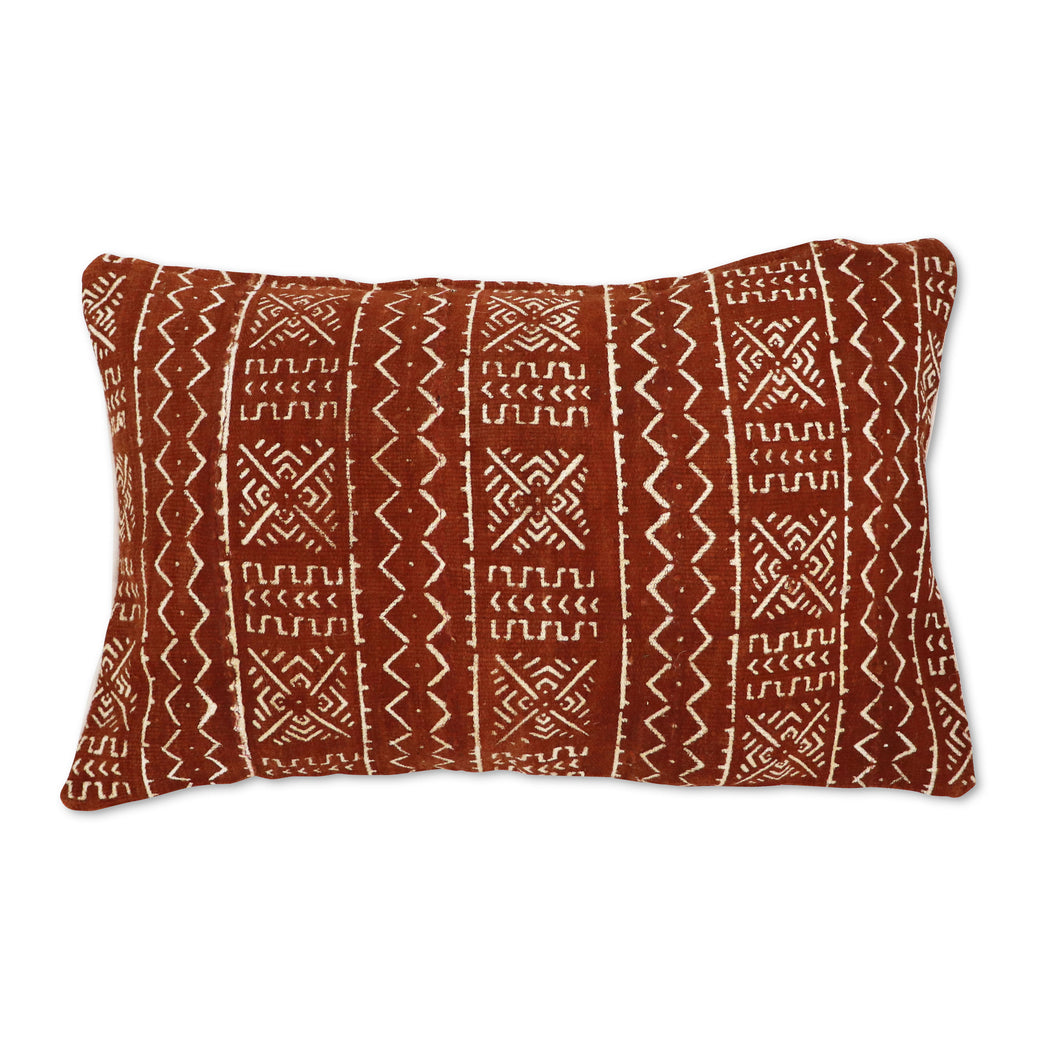 Moroccan Mud Cloth Cushion