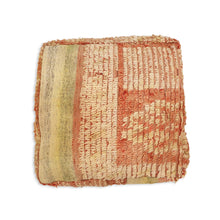 Load image into Gallery viewer, Moroccan Vintage Boujaad Rug Floor Cushion