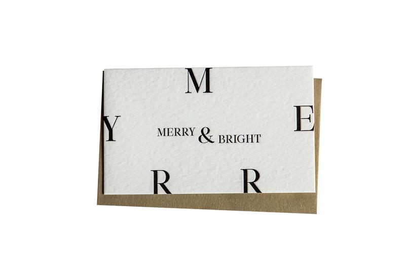 Clare Bernadette Merry & Bright Gift Card