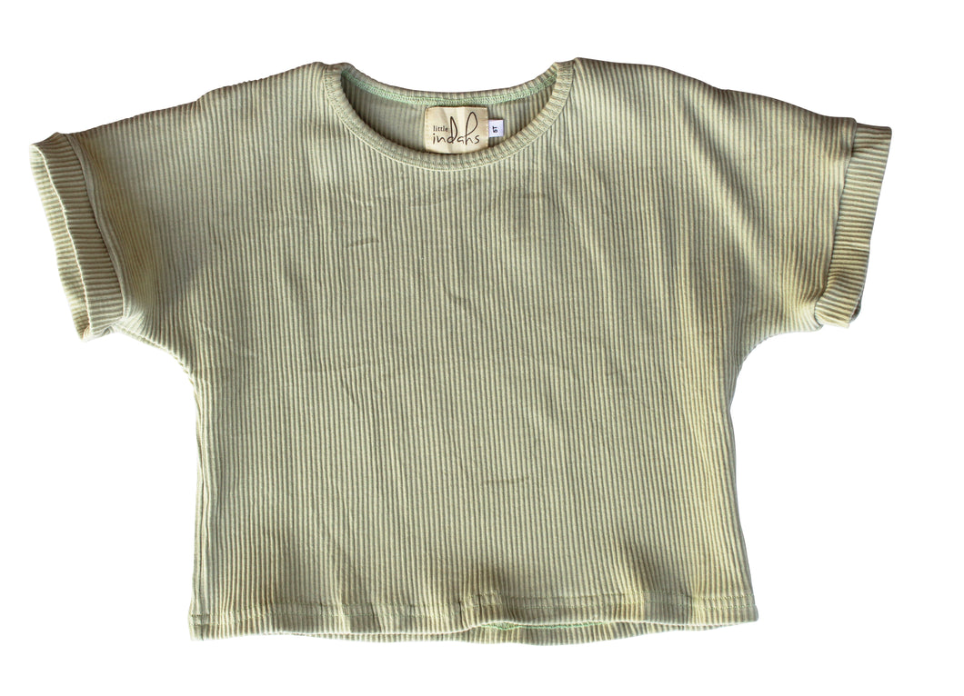 Little Indahs Luna Basic T-shirt