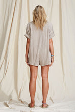 Load image into Gallery viewer, Maurie and Eve Make You Wana Short Sleeve Jumpsuit