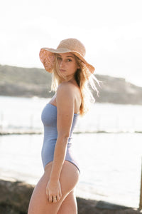 Rachel Disalvo Strapless One Piece
