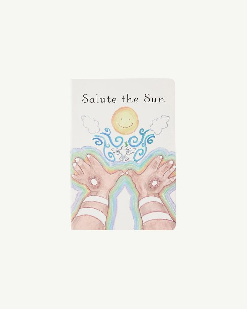 Salute The Sun Baby Book