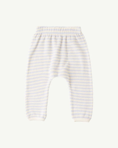 Summer & Storm Terry Pant Powder Blue Stripe